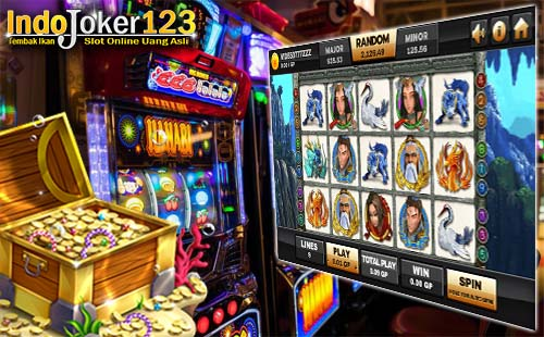 Agen Mesin Slot Versi Online Website Joker Gaming