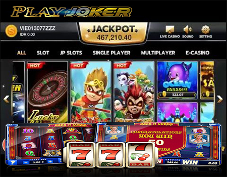 Website Slot Online Legal Live Slot Joker123 Indonesia